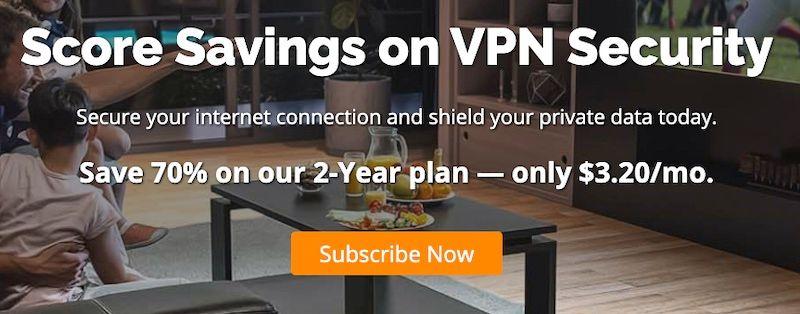 2 Years IPVanish for $76